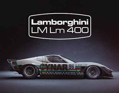 Miura Lm 400 1970