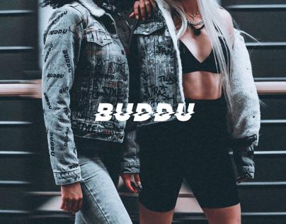BUDDU - CUSTOM BRAND / Logo & branding