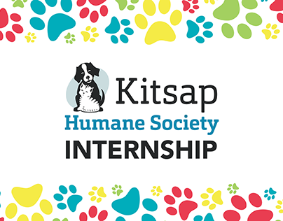 Kitsap Humane Society Summer Internship