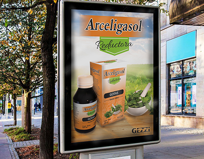 REDISEÑO PACKAGING ARCELIGASOL