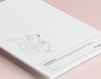 HVALTORVET – designkonsept lekerom