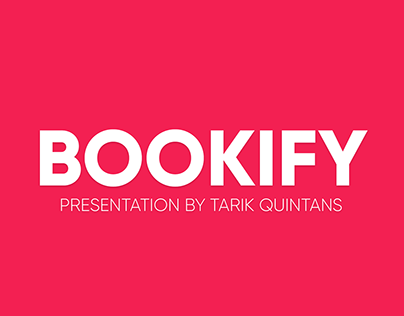 Bookify: Visuals and User Research