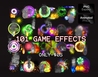 101 Game Effects
