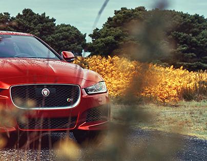Jaguar XE S Pacific Northwest Road Trip
