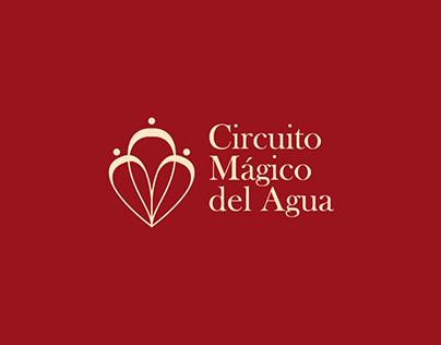 BRANDING CIRCUITO MÁGICO DEL AGUA