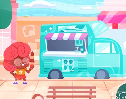 Ice Cream Day | WIP