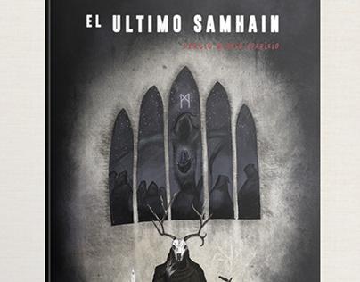 Cubierta ilustrada. El último Samhain.