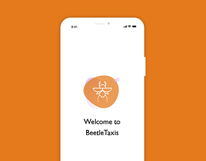 Beetle Taxis (A Ride Hailing Mobile App)