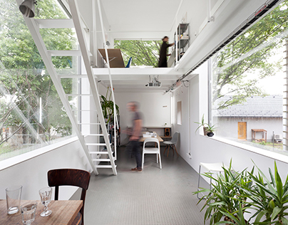 Zen Houses / Petr Stolin Architects