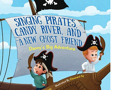 Singing Pirates, Candy River, and a New Ghost Friend