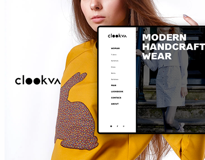 C L O O K V A web-site