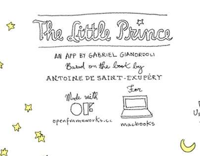 The Little Prince App