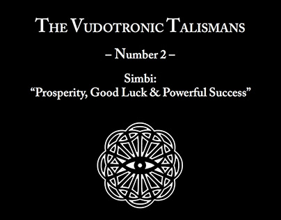 The Vudotronic Talismans #2