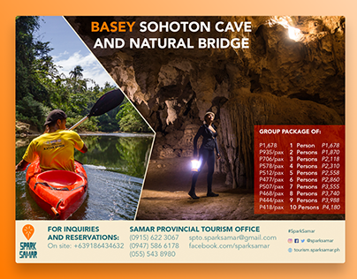 Basey Sohoton Cave and Natural Bridge