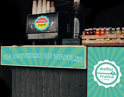 Waffler y Frutina
