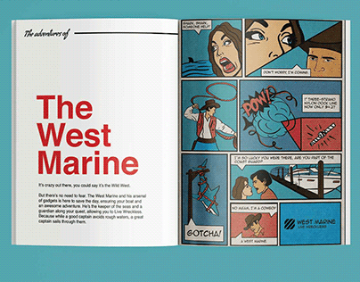 The West Marine