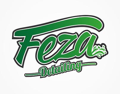 Feza Detailing Logo