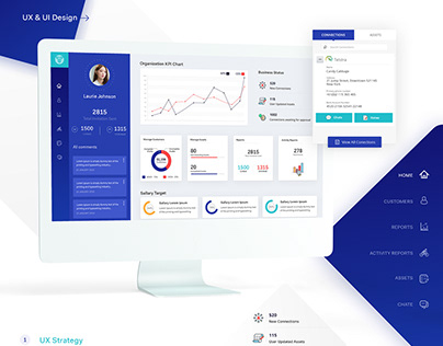 Dashboard, UI design, UX Design, Web design, App design