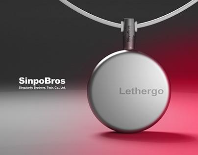 Lethergo MP3 Player