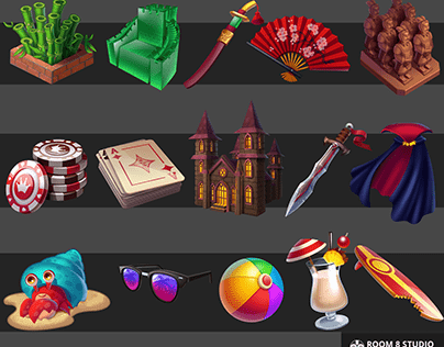 icons for slot game