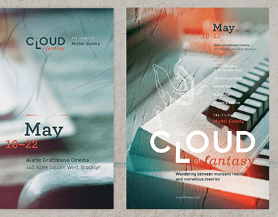 Cloud of Fantasy - A Michel Gondry Film Festival