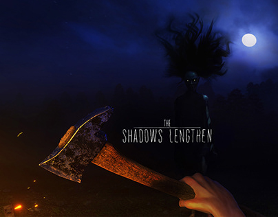 The Shadows Lengthen Artwork