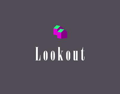 Community Volunteering App - LOOKOUT