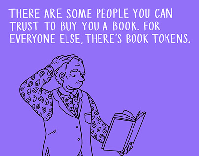 National Book Tokens Trust The Token Social Campaign