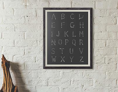 Typographie par étapes