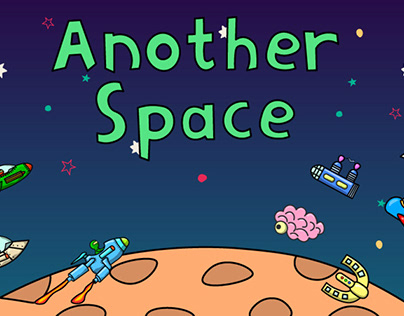 Another Space game for android