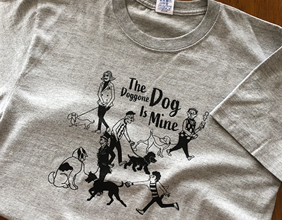 The Doggone Dog Is Mine_Drawing_Boys and Girls_Products