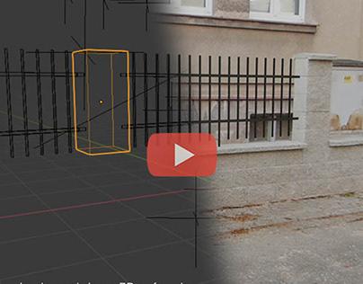 3D vizualizace plotu