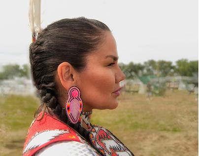 Portraits, United Tribes Int'l Pow Wow