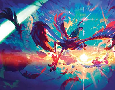 Skyward Sword COVER