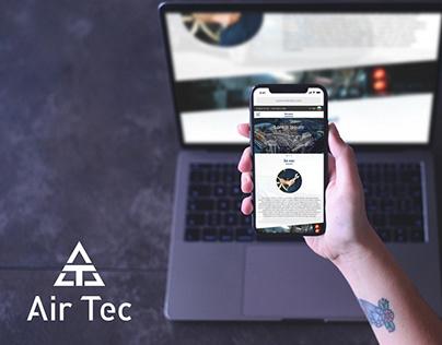 Air-Tec.bg | Website design