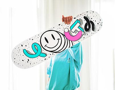 YOUTH skateboard