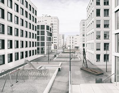Solitude Of Empty Playgrounds
