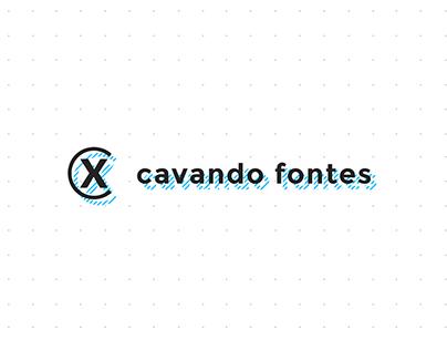 Direção de Arte // CAVANDO FONTES