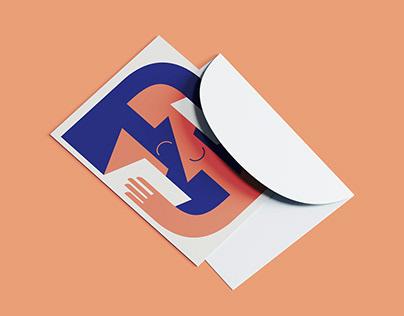 Salon du Livre de Bruxelles-Postcards