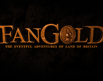 Fangold - Logo Animation