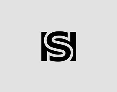 HS Logo or SH Logo