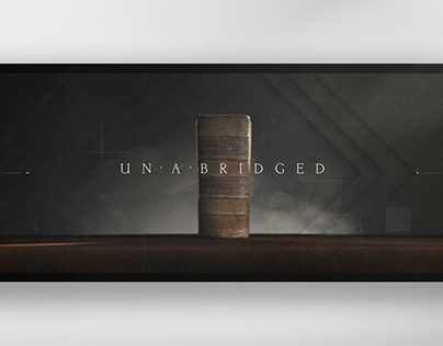 UNABRIDGED - (Spec) Title Sequence