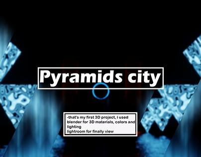 Pyramids city
