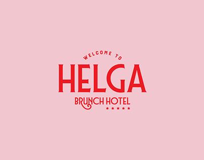 HELGA BRUNCH HOTEL
