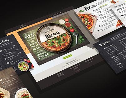 Mamaleone w sieci / Web Design