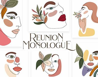 Reunion Monologue byDaria Cherniackova