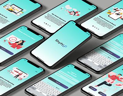 ShyftUp Mobile App