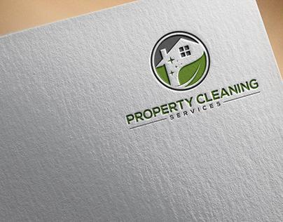 Home cleaner logo, Branding logo design;