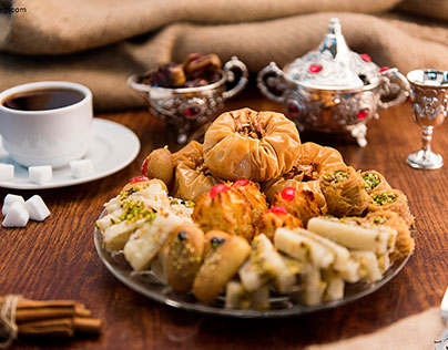 Eastern Dessert Photography