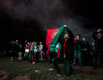 Euro 2016 // Portugal: We're not 11 we're 11 million!